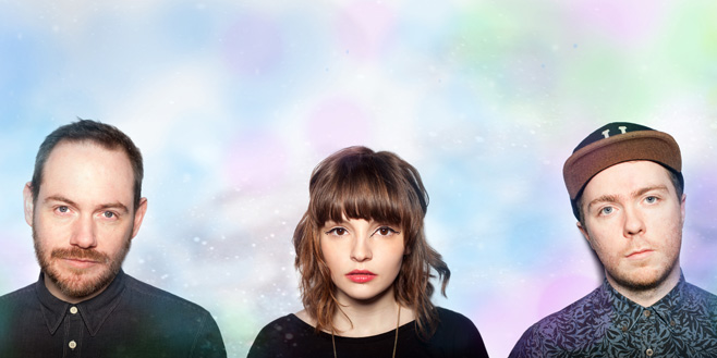 WXJM Interview with CHVRCHES