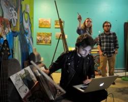 MACRoCK Fundraiser: Pop-In Art Show