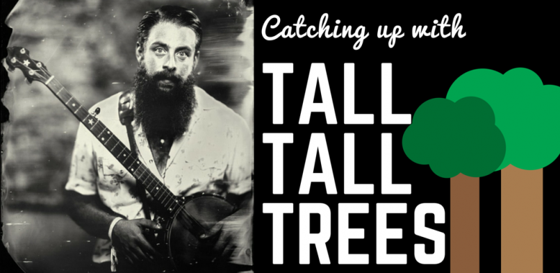 Interview: Mike Savino of Tall Tall Trees